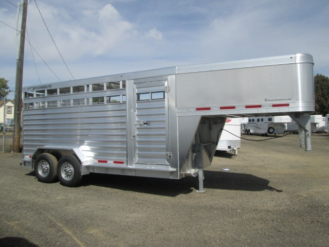 New 2014 Featherlite, 16ft Stock,