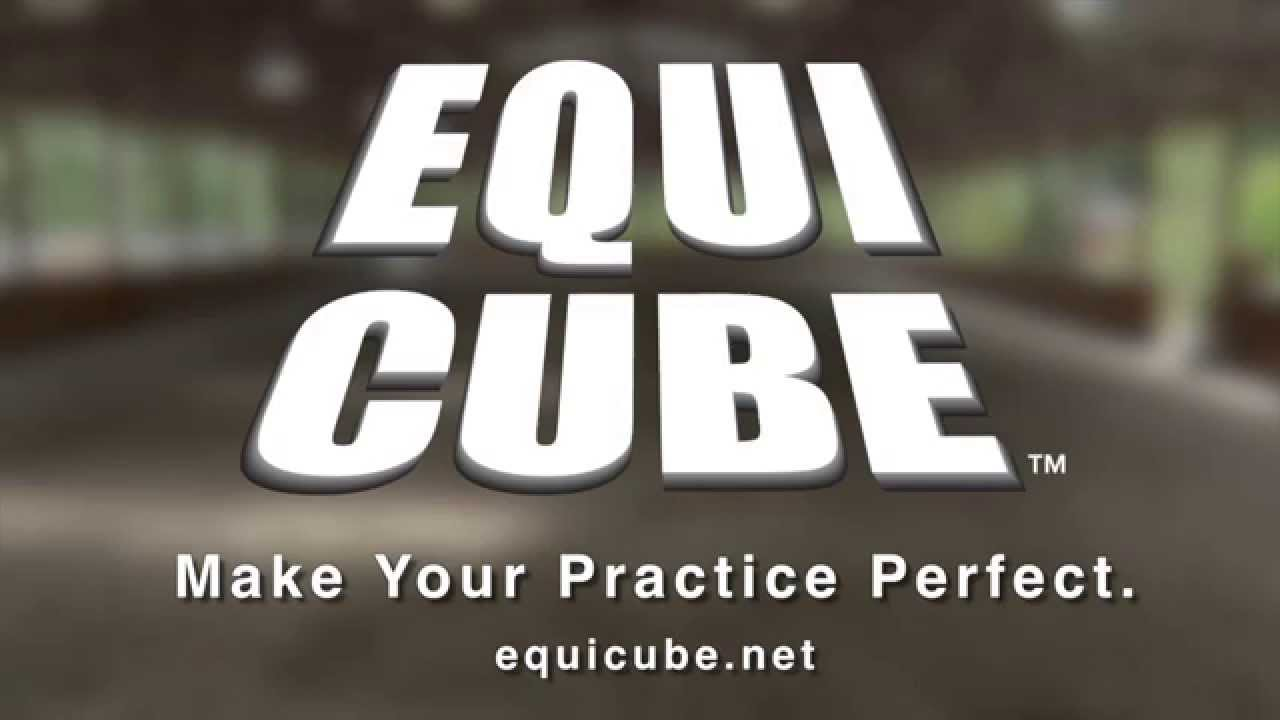 Equi Cube has taken the medicine ball concept to a whole new level and created a tool designed for riders that helps explain and show what core muscles are.