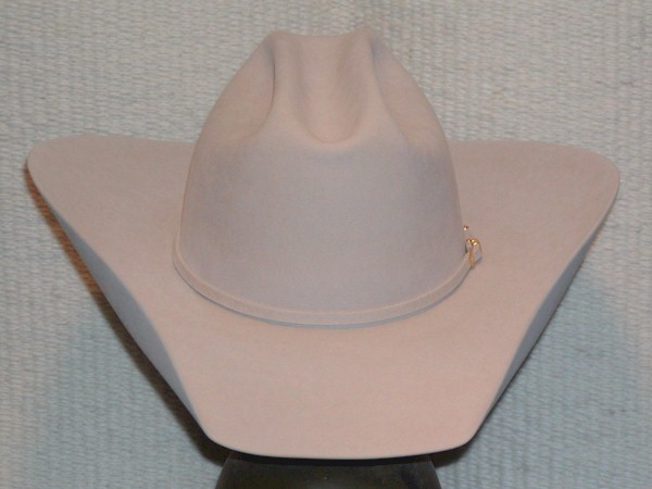 The Hat Lady is proud to offer you these fine quality western hats; hand made by Greeley Hat Works in Greeley, Colorado