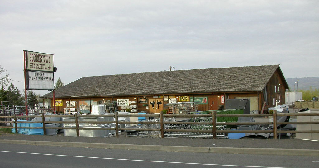 Border Town Feed & Supply