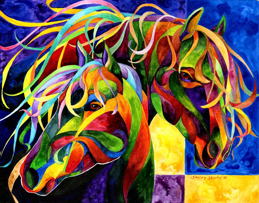 HorseHues
