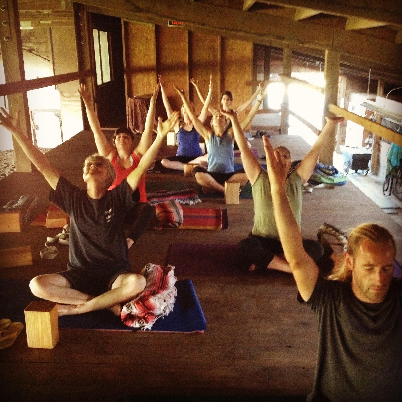 Hayloft Yoga