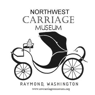 History abounds at the Northwest Carriage Museum in Raymond, Washington.  Come visit one of the finest collections of 19th century carriages, buggy's, wagons and historical artifacts in the country.  Our museum is family friendly, educational, historical and a great place for individuals or group tours.