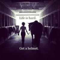 Get a Helment