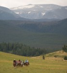From Butlerhill Equestrian Center we head out toward the Sammish River Trails.