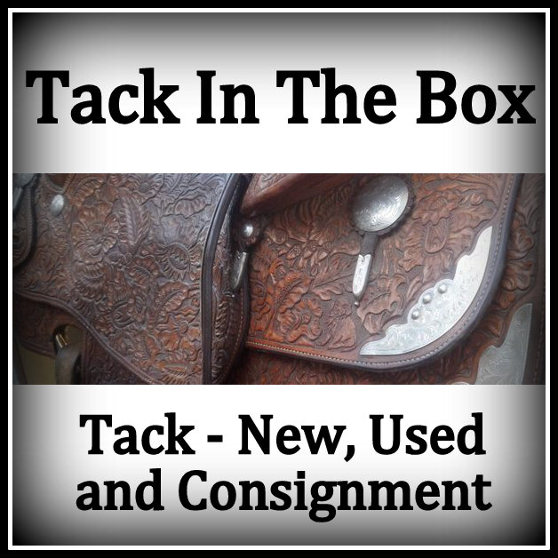 Tack In The Box offers a varity of new and used tack, saddles, apparel, and more!