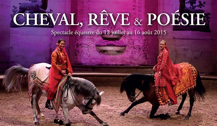 "Discover ""Horse, dream and poetry"" true best of equestrian shows that have made the success of the large stables!"