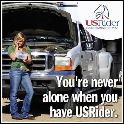 US Rider Banner Ad