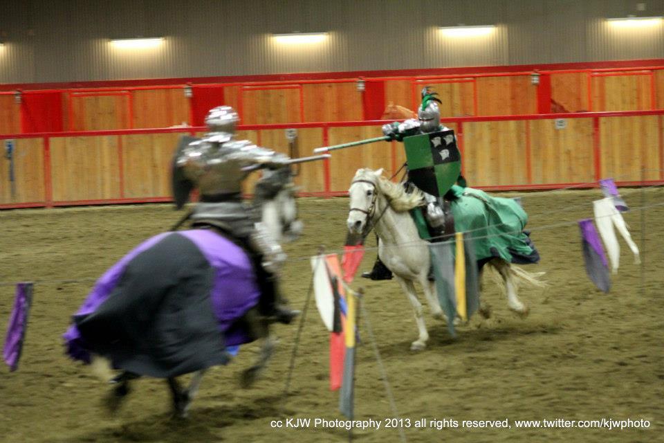 Sir Charles vs Sir Cedric at Rhodes River Ranch.