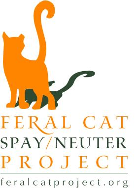 feral cat spay neuter project Photo of an ear-tipped cat stray & feral cat info stray cats show up for lots of reasons they may be friendly or afraid of people (feral) also known as community cats, their numbers get out of control when folks feed them but don't get them spayed or neutered lots of kittens are born and suddenly there are too many cats.