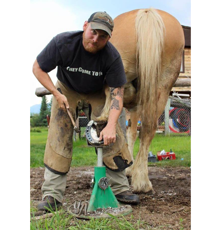 Performance Horseshoeing is back in Washington state and here to help get you and your horse ready for the upcoming show season! Call today to get on the books!