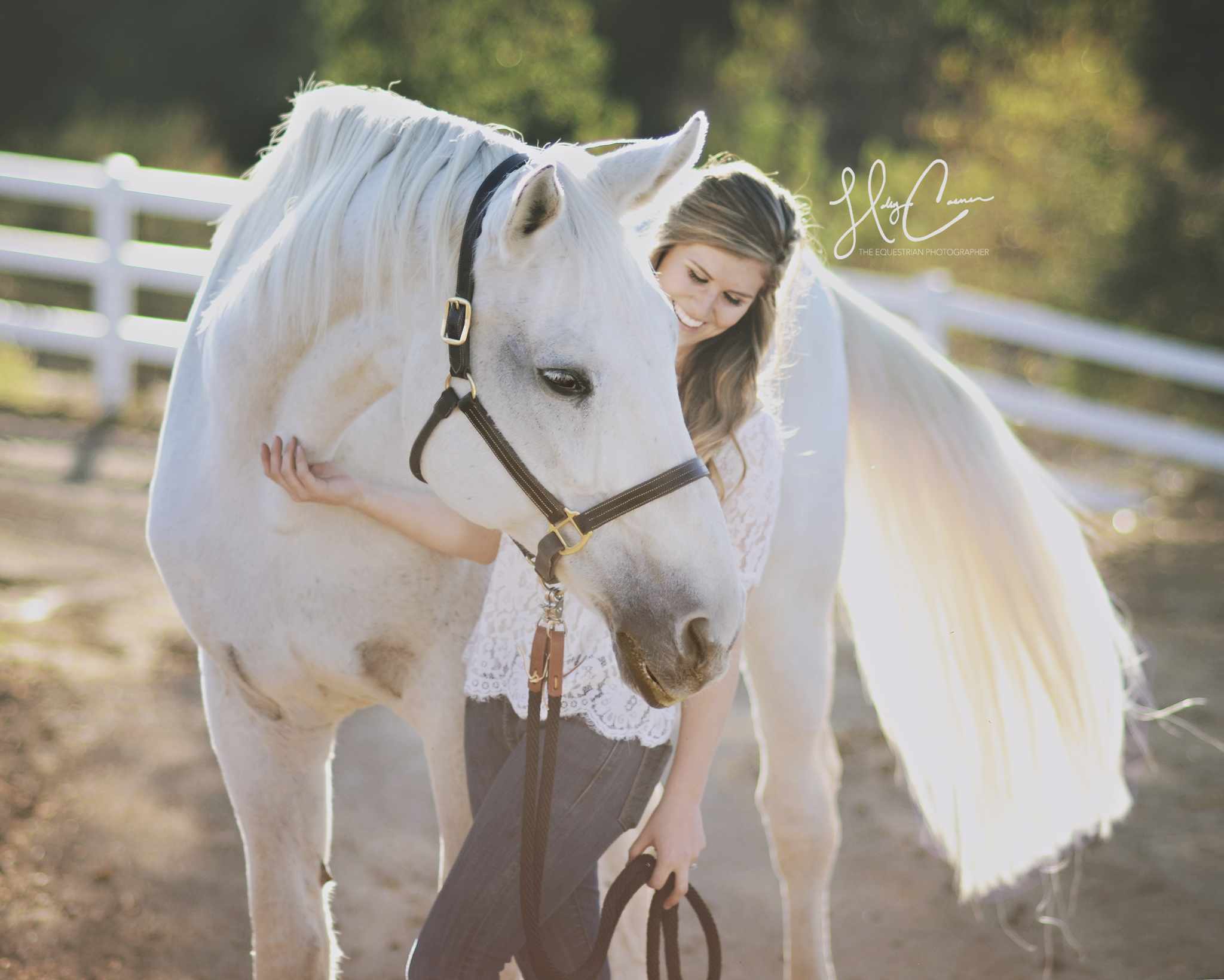 Holly Casner, The Equestrian Photographer – Bonding Session