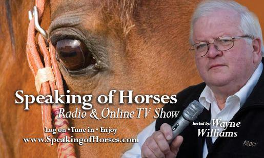 A Variety of Horses and Horse People from health to disciplines to entertainment and the like…all on www.speakingofhorses.com On Demand and on Cable TV