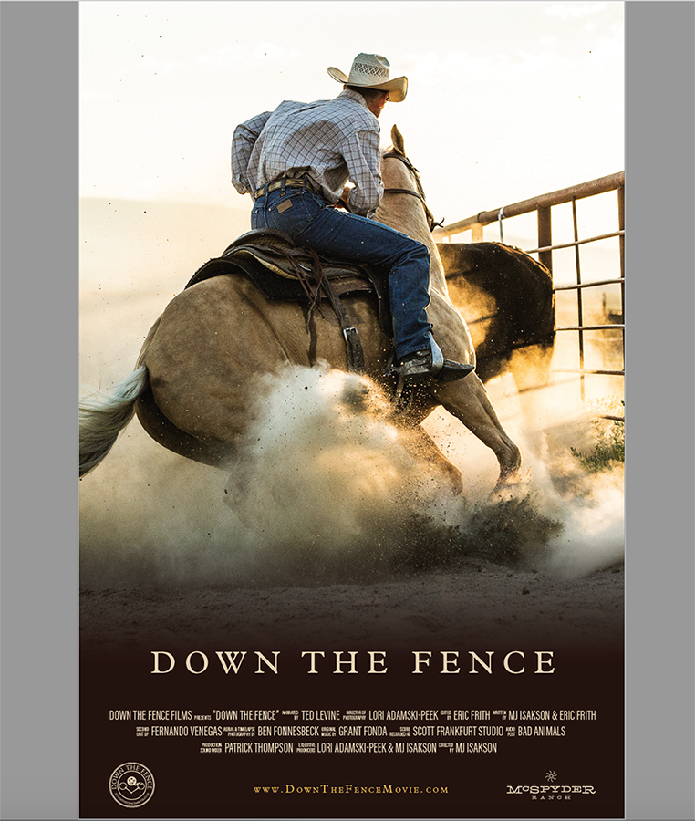 Order your DVD copy of Down The Fence!