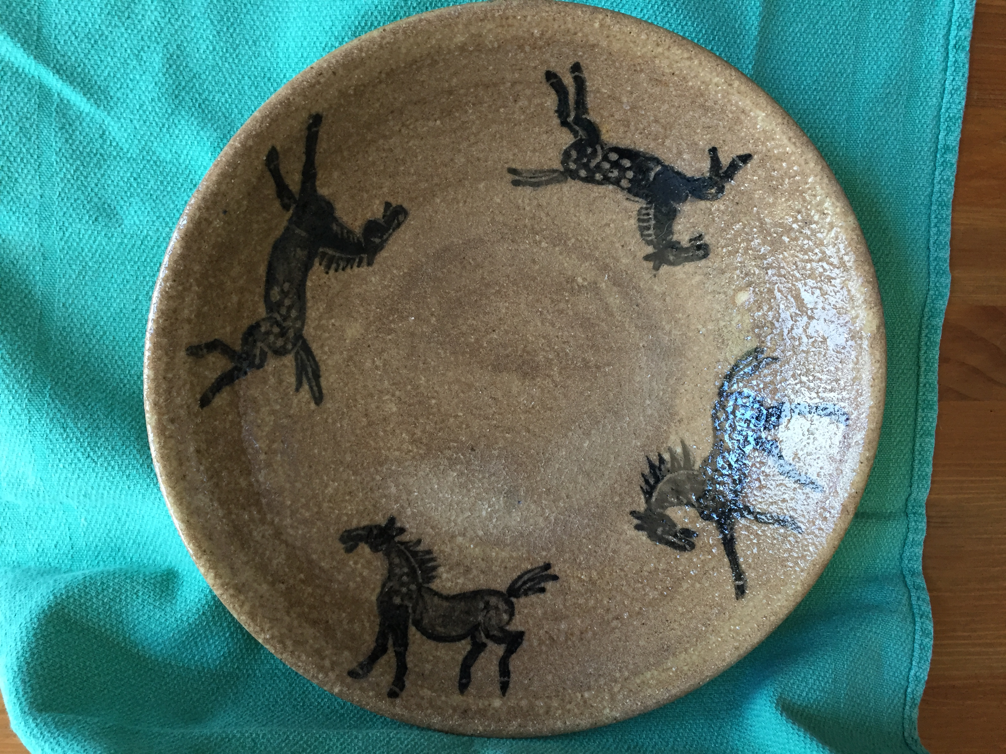 Stoneware Platter 14inch