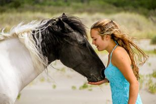 What we do is only worthwhile if it is done in a spirit of joy and adventure, for ourselves and our horses…""