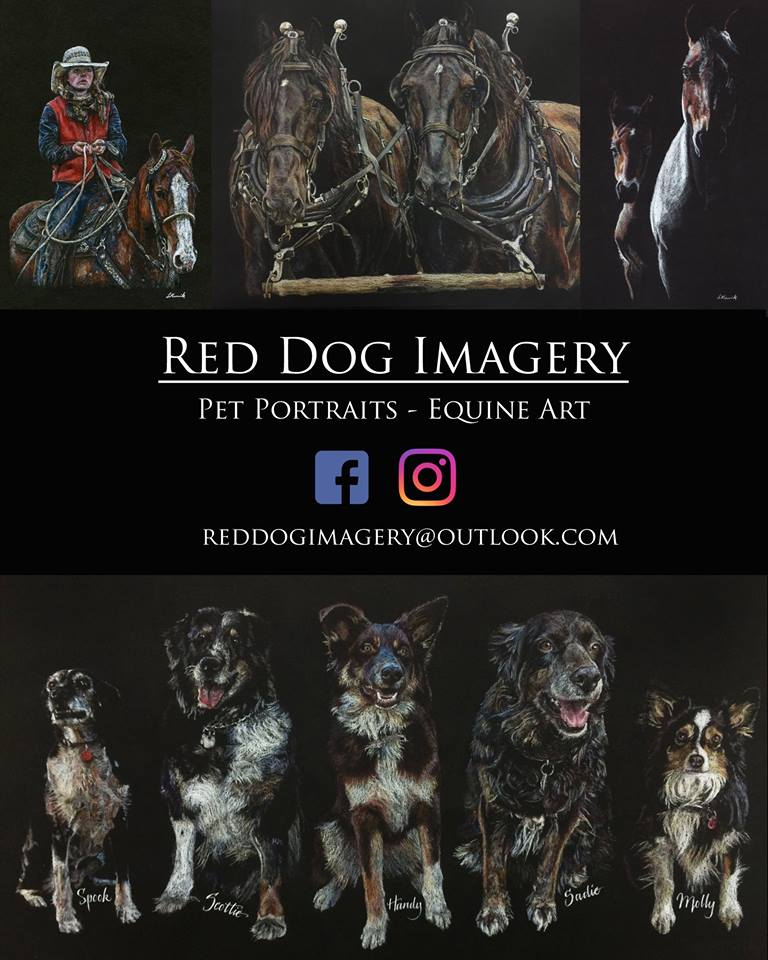 Red-dog-art