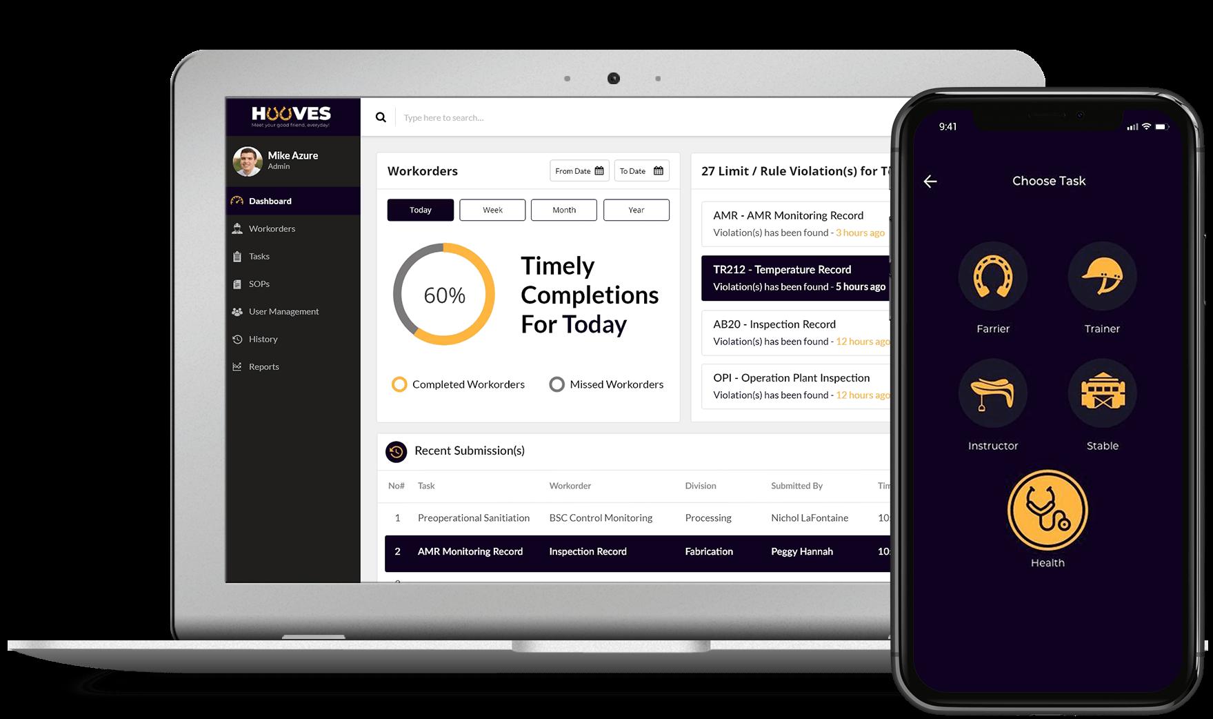 Horse-Management-Software-Horse-Care-App