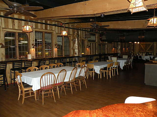 Great setting for lunch with a friend or hosting your event luncheon or dinner.