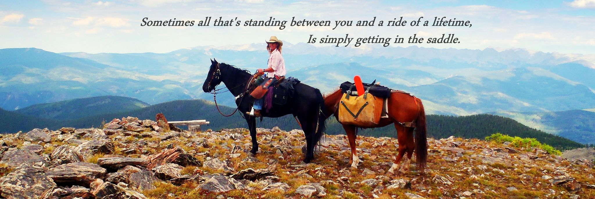 Equitrekking is the Emmy-winning international travel TV show with host Darley Newman. Discover destinations from a local's perspective. Watch travel video. Find horse riding vacations and dude ranches in the Equitrekking Vacation Guide – Travel Tips and watch Equitrekking on Public Television.