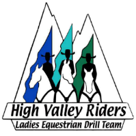 Ladies Equestrian Drill Team based in Enumclaw, WA. We represent our community in Competitions, Rodeos and Fundraisers. We believe that partnering with our community helps build a stronger team that everyone can be proud of!