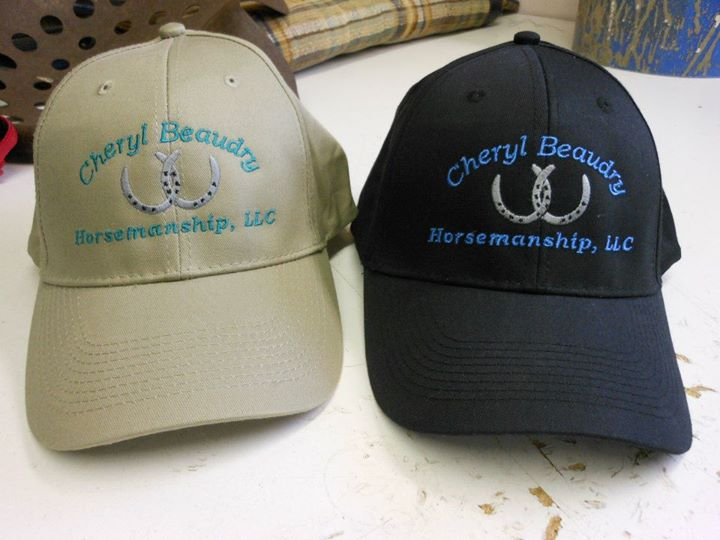 Custom Embroidery and more… contact us for additional details!
