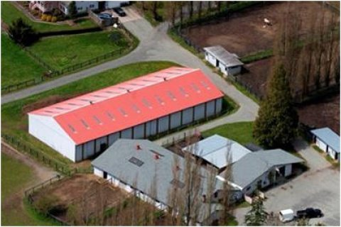 Dye Dressage is located at The Driving Training Center and French Creek Stables in Snohomish, Washington.