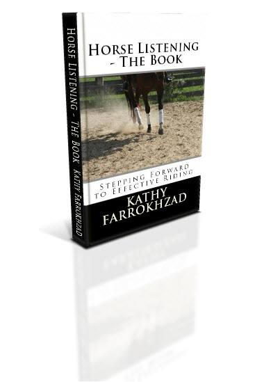 Interested in more Horse Listening… check out… Horse Listening Book 1