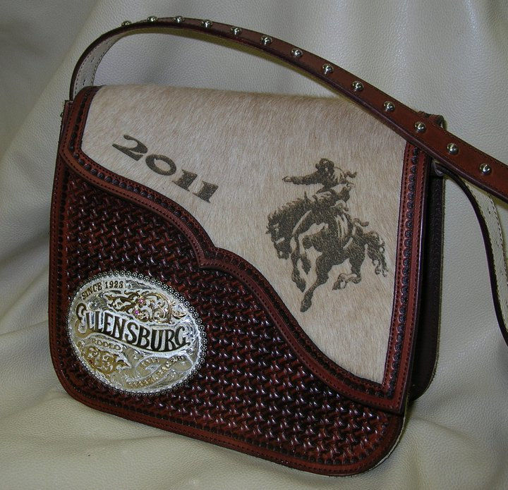 PRCA Barrel Racing Award for the 2011 Ellensburg Rodeo!