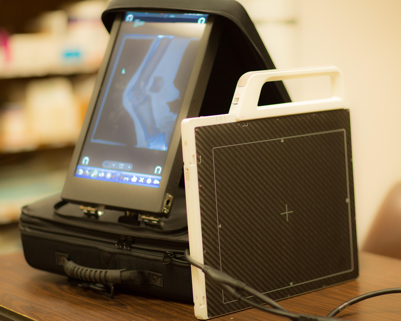 Digital Radiography on YOUR Farm!!