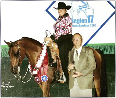Amazing Two 2001 Bay Arabian Gelding