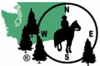 Come try our sport!!! C.M.O. (Competitive Mounted Orienteering) This is a map