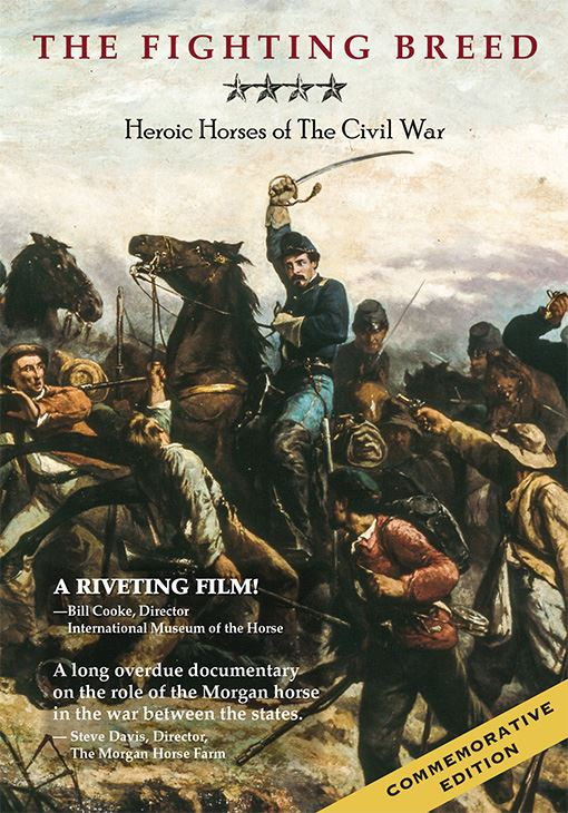 "You can obtain a copy of ""The Fighting Breed"", the new documentary on Morgans in the Civil War by ordering the film at our website."
