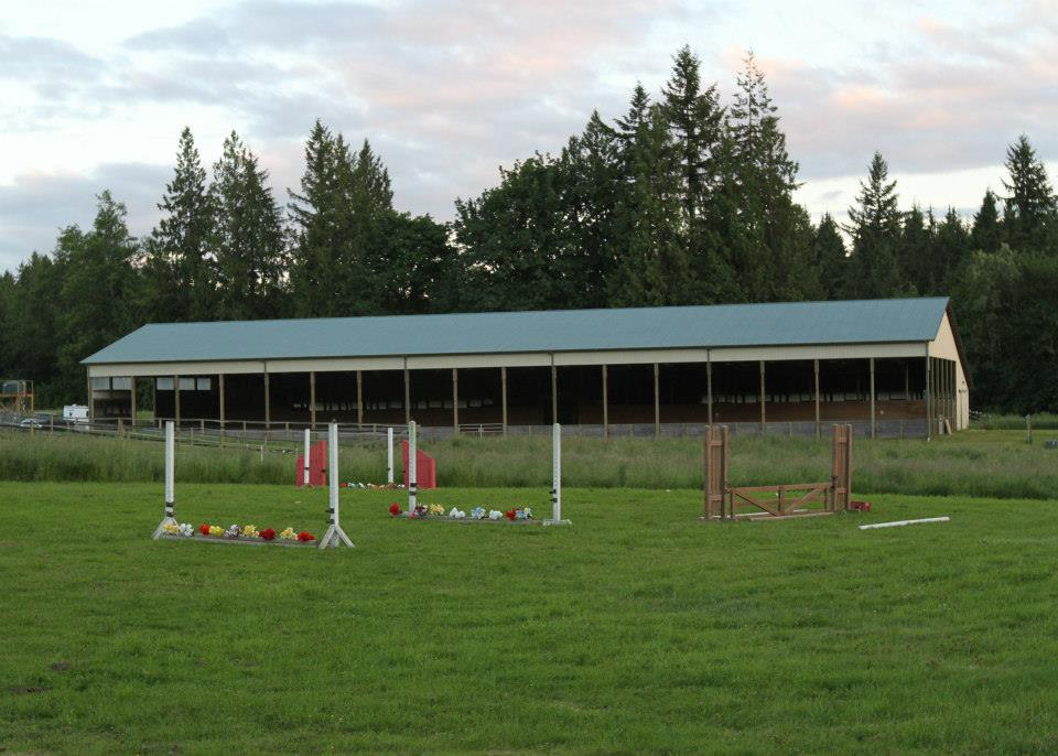 Hidden Falls Farm is a beautiful dressage facility located in Arlington, Wa. Boarding available. Training, lessons, sales available with USDF bronze, silver, and gold medalist. School horses available. Fun and relaxed atmosphere.