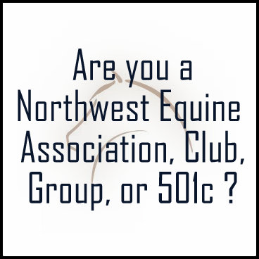 To assist new members in finding you and what you have to offer them. Your Deluxe Listing is complimentary. Photo captions allow you to share the personality of your Northwest Equine Association, Club, Group, or 501c!