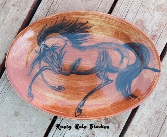 Ceramics in mixed breeds and disciplines.