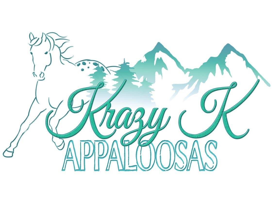 We're so proud to share this new logo for Krazy K Appaloosas located in Rathdrum, ID! What makes this logo even more exciting is she waited 8 years before choosing Mighty Pine Designs to put her ideas together for her!! Thank you, Kate for trusting us to create your new logo! We're excited to see it in action!