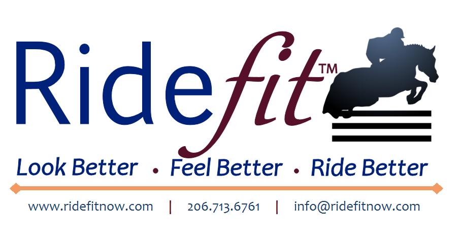 Look better, Feel better, RIDE better!