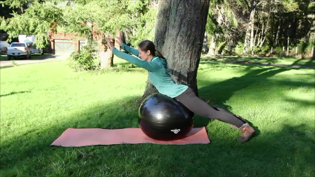 Stability and Mobility training for optimum balance and relaxation