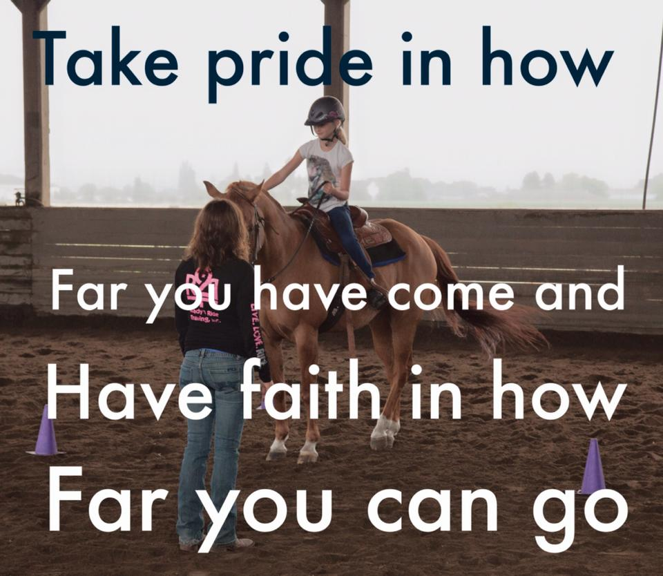 Ready to Ride can help your dreams come true.  Contact us today and get started.