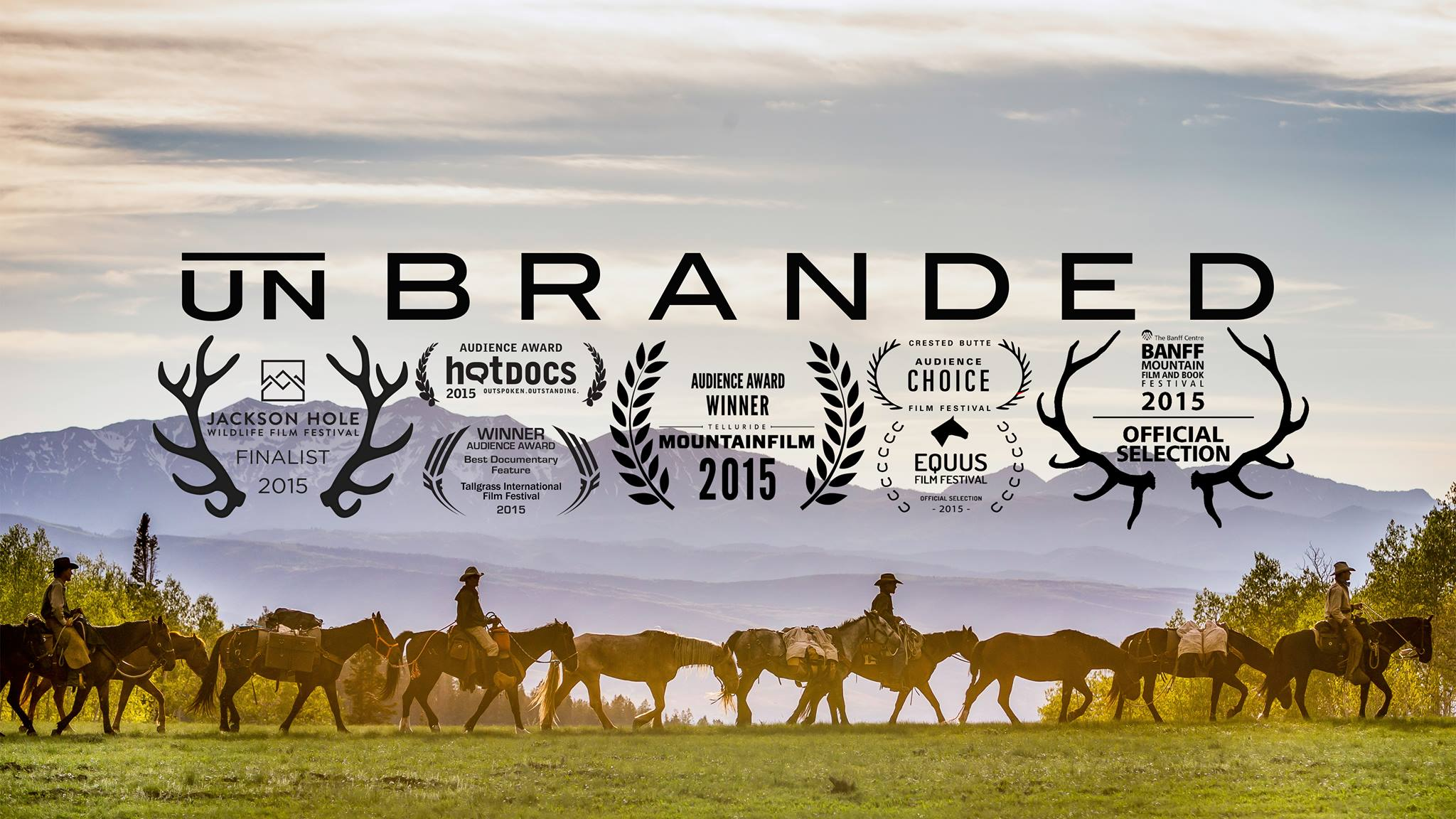 Documentary following four friends as they adopt, train, and ride 16 wild mustangs from Mexico to Canada through the wildest terrain in the American West.