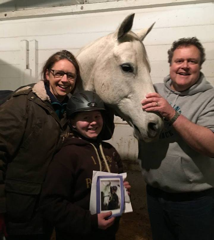 Family is an important component at Western Sky.  We encourage and welcome parental involvement.  Along with a horse leasing program to assist you with your continued horsemanship journey.