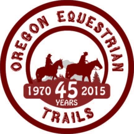 Oregon Equestrian Trails is made up of many individuals from all over the state who share a common love of horses and trail riding, and who want to see Oregon remain a place where trail riders are welcome.