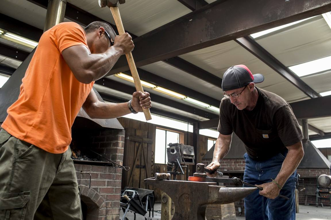 The importance of having a well-trained farrier is unquestionable given the value of today's performance horses. The farrier, like the trainer, owner, veterinarian and rider — is a vital member of the equine athlete's management team.
