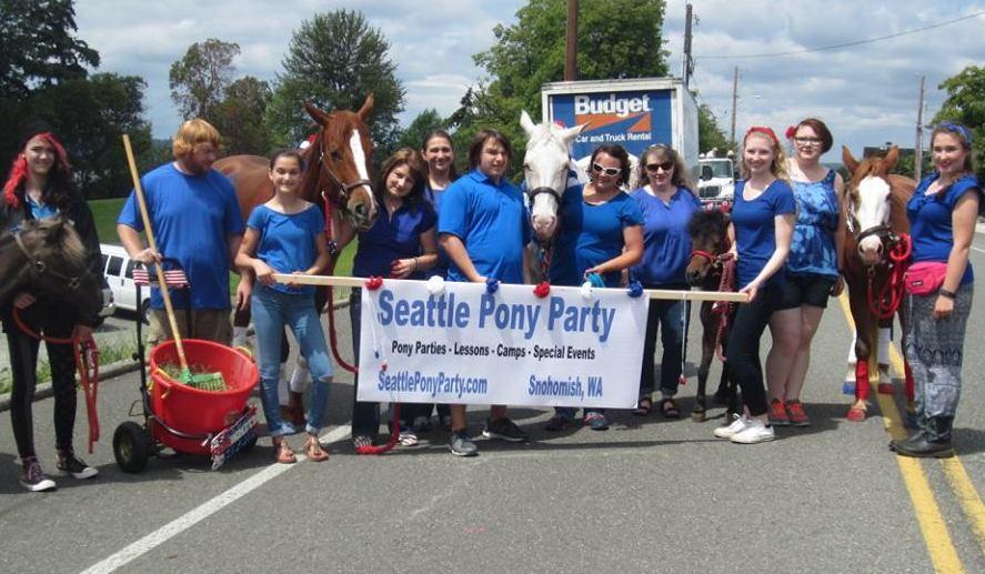 Seattle-pony