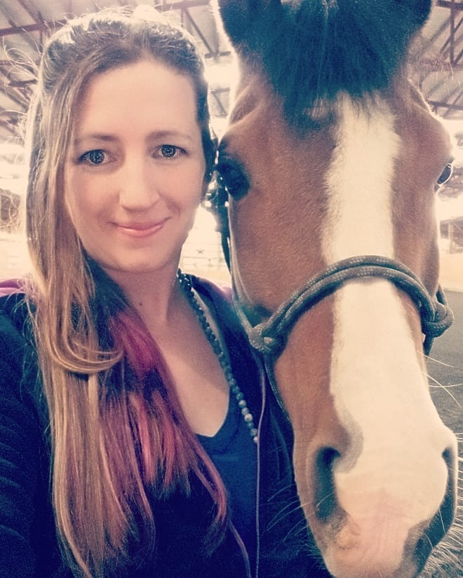 """It is our job to understand """"what is horse"""".  Horses and ponies in training with us become more relaxed to the core of their being.  They become more willing, responsive, calm and happy to work."""
