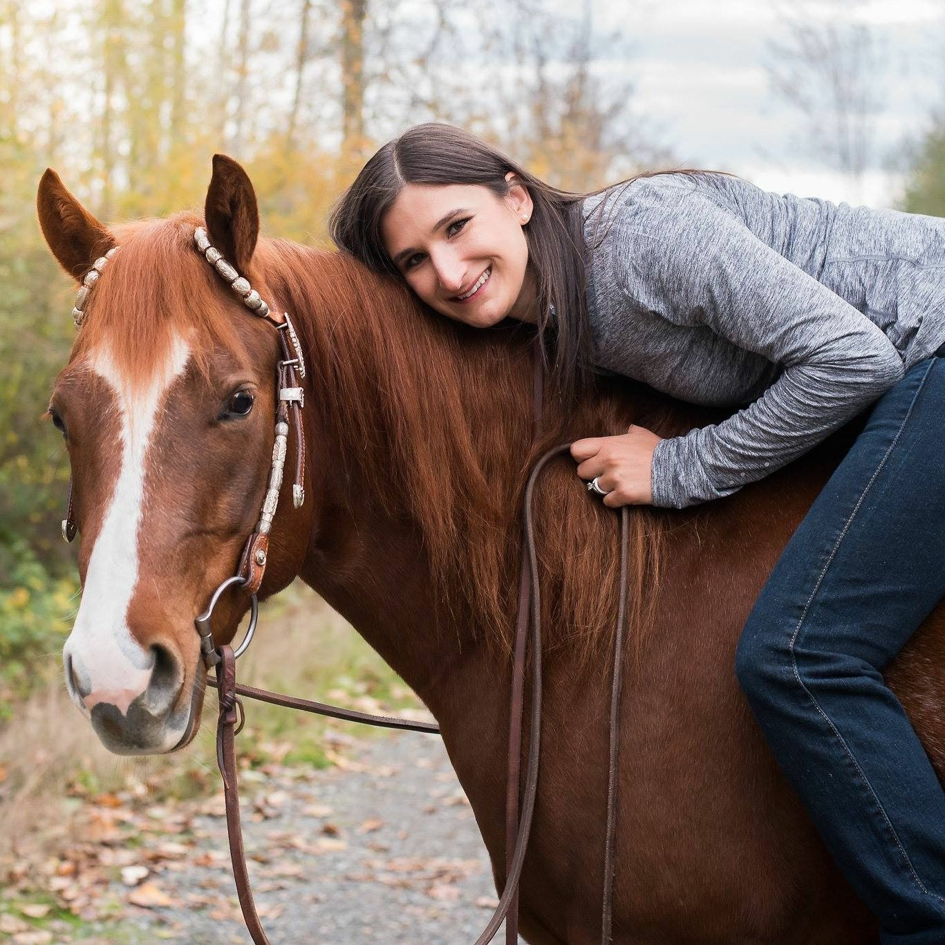 """""""A horse without a rider is still a horse, but a rider without a horse is only human."""""""