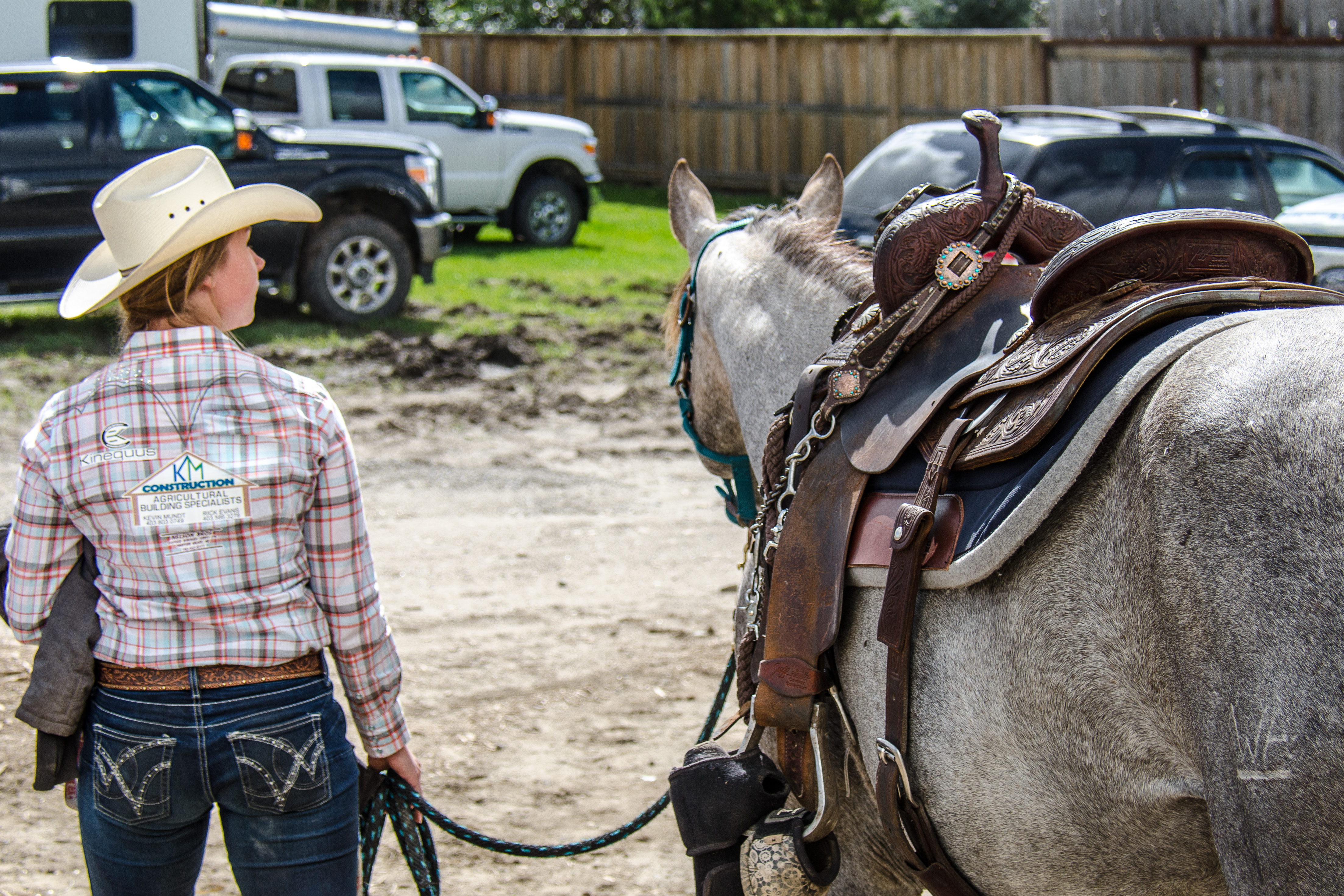 Our commitment is to you and your horse.